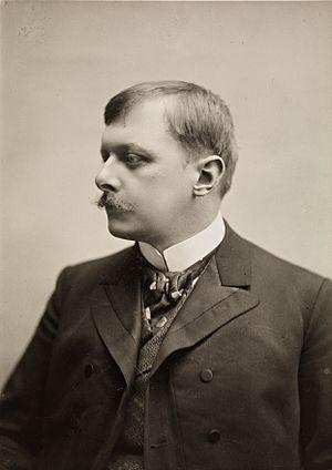Carl Størmer - Image: Portrett av Carl Størmer (cropped)