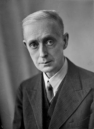 Fartein Valen - Image: Portrett av Fartein Valen (1887 1952)