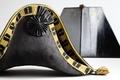 """Portvaktshatten. Utställningen """"Smak av svunnen tid"""" år 2007 - Hallwylska museet - 86344.tif"""
