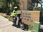 Postie or Postman in Brisbane, Queensland, Australia.jpg
