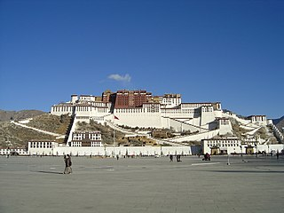 Architecture of Lhasa