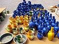 Pottery in Iran - qom فروشگاه سفال در ایران، قم 17.jpg
