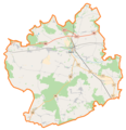 Powiat kępiński location map.png