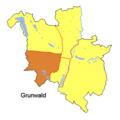 Poznań Grunwald dzielnica 1990 mapka.png