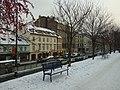Praha, Malá strana, sady pod Petřínem III.JPG