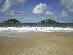 Praia do Abrico