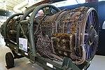 Pratt & Whitney J58 JTIID-20K turbojet engine, 1958 - Evergreen Aviation & Space Museum - McMinnville, Oregon - DSC00885.jpg