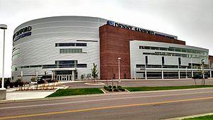 Denny Sanford Premier Center - Image: Premier Center 05 11 15
