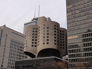 Bertrand Goldberg - Old Prentice Women's Hospital Chicago