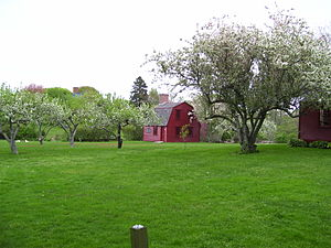 Prescott Farm - Image: Prescott Farm Middletown Rhode Island