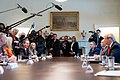 President Trump Holds a Roundtable on Human Trafficking (33075950818).jpg