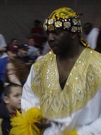 Prince Nana - Nana in 2005