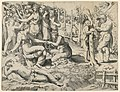 Print, Flora and Nymphs, with two Gardeners Grafting Trees, after Giulio Romano, ca. 1550 (CH 18099343).jpg