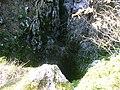 Propast osidlena netopyry v pohori Mosor.jpg