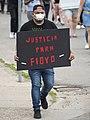 Protest against police violence - Justice for George Floyd (49942176942).jpg