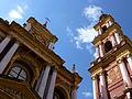 Provincia de Salta - Salta - Fachada de la Iglesia de San Francisco..JPG