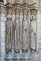 Provins - église Saint-Ayoul - statues-colonnes 02.jpg