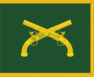 United States Army Provost Marshal General - Image: Provost marshal general flag