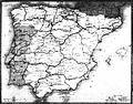 Proyecto de las líneas generales de navegación y de ferrocarriles en la península española, 1855, de Francisco Coello.jpg