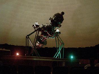 Proyector Planetario Humboldt, Caracas, Venezu...