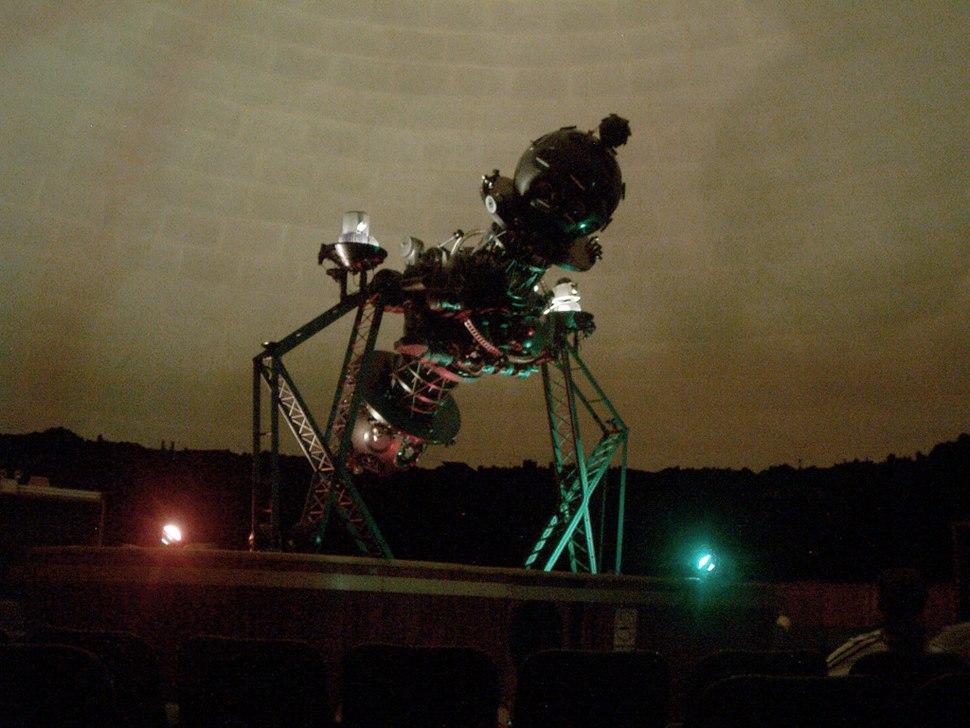 Proyector Planetario Humboldt, Caracas, Venezuela (144898406)