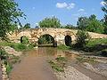 Puente romano sobre el arroyo Pedroches (Córdoba, Spain).jpg