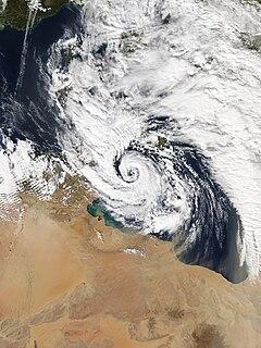 Cyclone Qendresa Mediterranean tropical-like cyclone in 2014