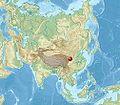 Qingshui He on map.jpg