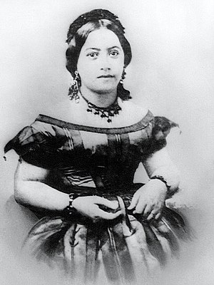 George Naea - George Naʻea's daughter Queen Emma of Hawaii