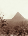 Queensland State Archives 5106 Mt Beerwah 1760 Ft from Coonowrin 23 March 1894.png