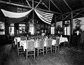 Qui Si Sana Sanatorium and Biological Institution, Great Pavilion dining room, 1913 (WASTATE 1586).jpeg