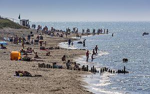 Rågeleje - Image: Rågeleje beach 1