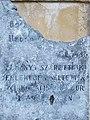 Régi temető, 1949-es kereszt emléktábla, 2019 Cinkota.jpg