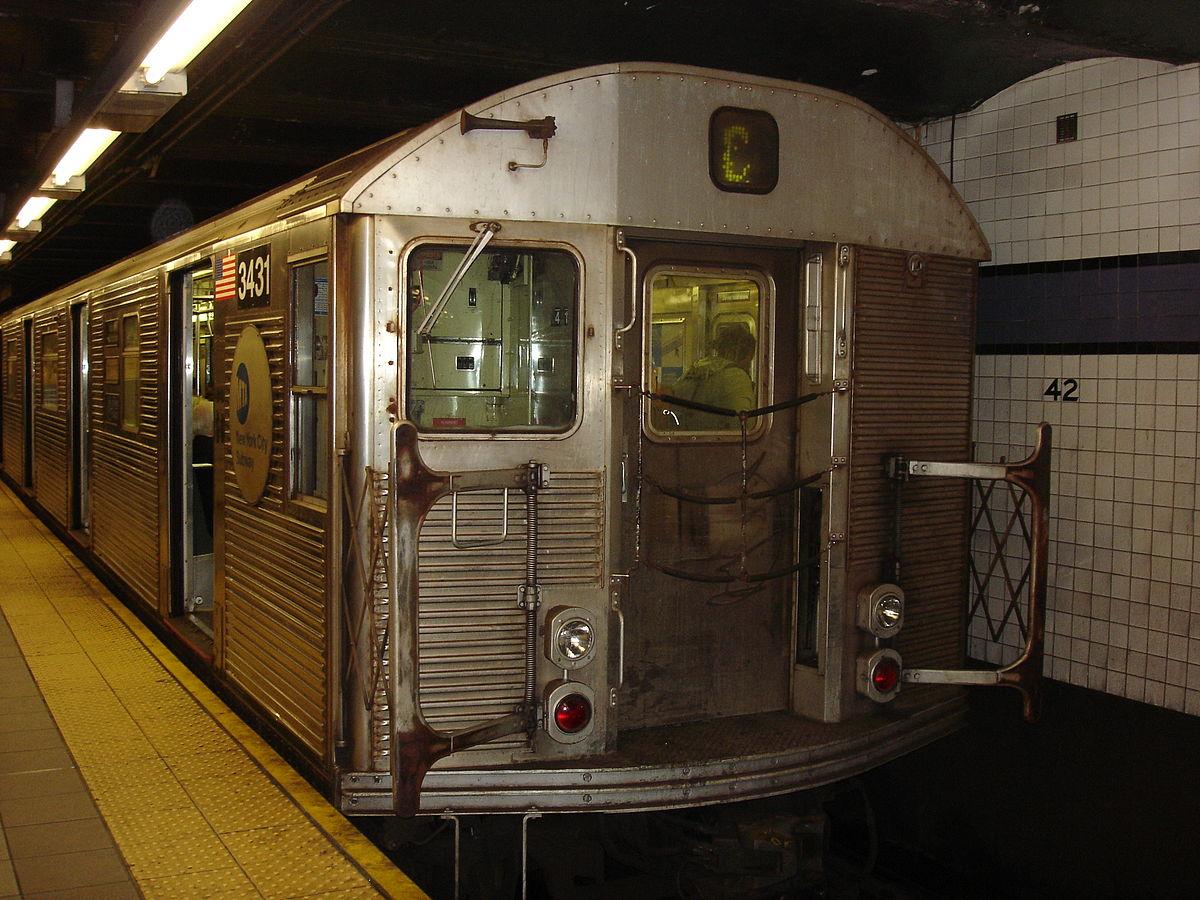 r32 new york city subway car wikipedia. Black Bedroom Furniture Sets. Home Design Ideas