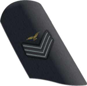 RAF other ranks - Image: RAF Sgt AC OR 6