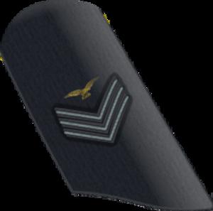 RAF other ranks - Image: RAF Sgt AC OR 6
