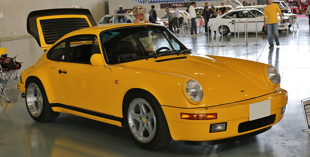 The Most Expensive Car In The World >> Ruf CTR — Wikipédia
