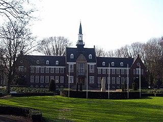 Alphen aan den Rijn Municipality in South Holland, Netherlands