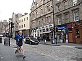 Racing down the High Street - geograph.org.uk - 669338.jpg