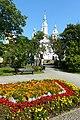 Radomsko ul Narutowicza Gabriela Kościół św Lamberta 3.jpg