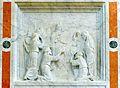 Radovljica Brezje Bazilika Sv Vida pulpit Ten Commandments 28082012 319.jpg