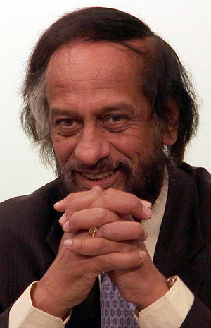 English: Rajendra K. Pachauri, the chair of th...