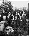 Raid at an illegal distillery on 65th Avenue, Seattle, circa 1918 (MOHAI 15282).jpg