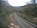 Railway Cutting. - geograph.org.uk - 359769.jpg