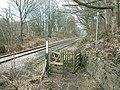 Railway crossing - geograph.org.uk - 145367.jpg