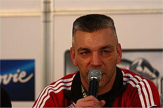 Ralf Rocchigiani German boxer
