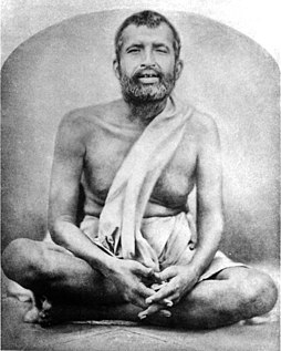 Ramakrishna Indian mystic and religious preacher