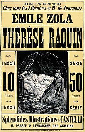 Thérèse Raquin cover
