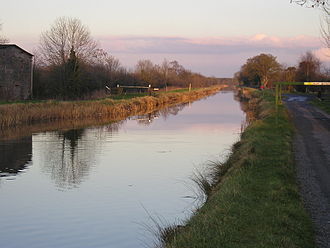 Rathangan, County Kildare - The Grand Canal.