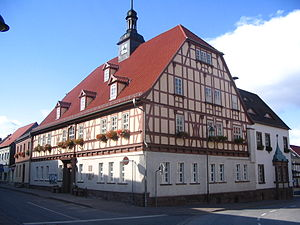 Kelbra - Town hall